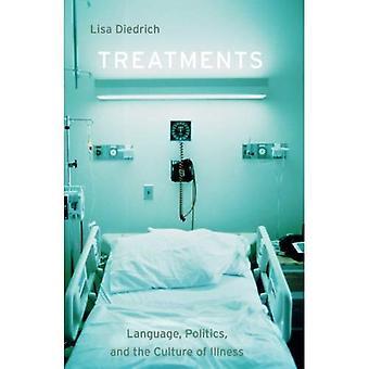 Traitements: Langue, politique et la Culture de la maladie