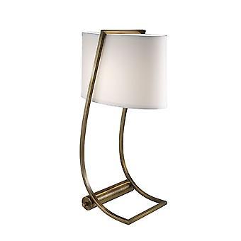 Lex Table Lamp Bali Brass - Elstead Lighting Fe / Lex Tl BB