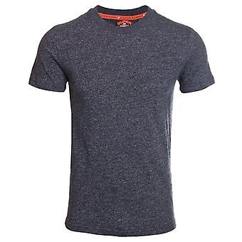 Superdry Urban Athletic Classic T-shirt Oxide Black Feeder