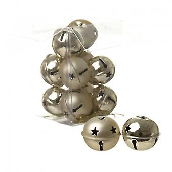 Heaven Sends Gold Jingle Bells Decorations| Gifts From Handpicked