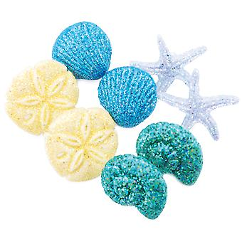 Dress It Up Embellishments Seashells Diubtn 452