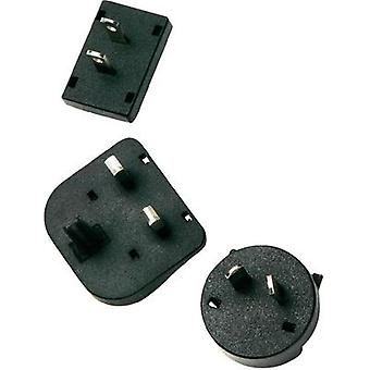 Egston Primary adapter set US, UK, AUSSocket-Adapter/