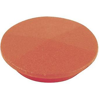 Cover Orange Suitable for K12 rotary knob Cliff CL177755 1 pc(s)