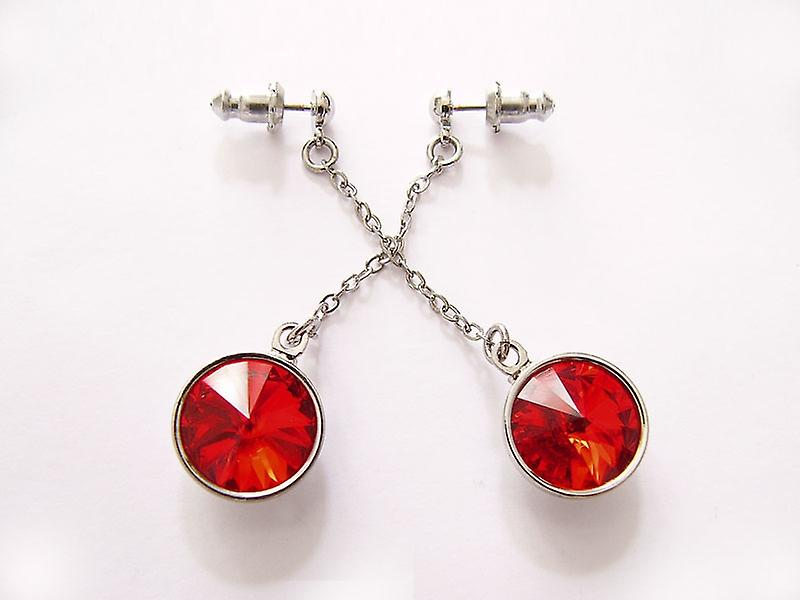 Drop earrings Swarovski EMB 15.5