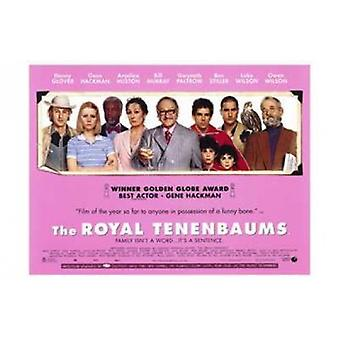 The Royal Tenenbaums Movie Poster (17 x 11)