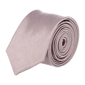 Frédéric Thomass extra narrow tie Club tie grey 5 cm