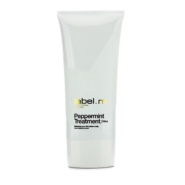 Label.M Peppermint Treatment (Refreshes and Stimulates Scalp) 150ml/5.1oz