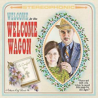 Velkommen vogn - velkommen til velkommen vogn [Vinyl] USA importen