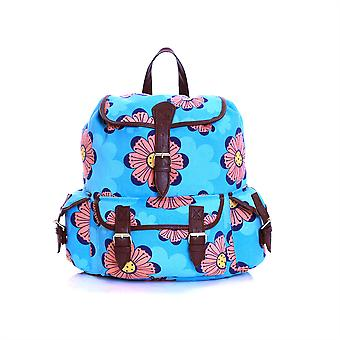 Karabar Picardy Cotton Backpack, Flowers