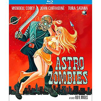 Astro-Zombies (1968) [Blu-ray] USA import