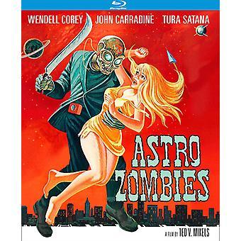 Importación de los E.e.u.u. [Blu-ray] (1968) de Astro Zombies