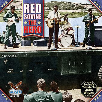 Red Sovine - Hero [CD] USA import