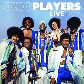 Ohio Players - Live 1977 [CD] USA import