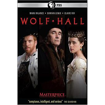 Meisterwerk: Wolf Hall [DVD] USA import