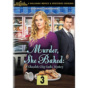 Murder She Baked: A Chocolate Chip Mystery [DVD] USA import