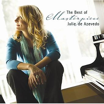 Julie De Azevedo - mesterværk: Bedste af Julie De Azevedo [CD] USA import