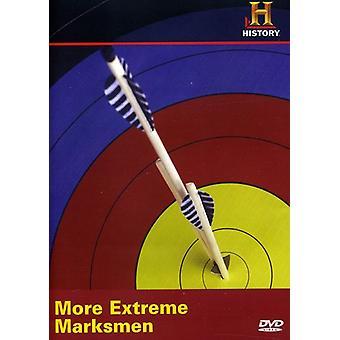 Mer extrema tävlingsskyttar [DVD] USA import