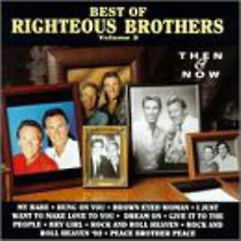 Righteous Brothers - Righteous Brothers: Vol. 2-Best of Righteous Broth [CD] USA import
