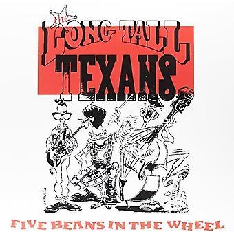 Lange høje Texans - fem bønner i hjulet [Vinyl] USA importerer