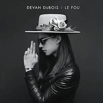 Jan Dubois - Le Fou [CD] USA import