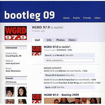 Wgrd Bootleg 2009/forskellige (Mj) - Wgrd Bootleg 2009/forskellige (Mj) [CD] USA importerer