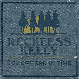 Reckless Kelly - någonstans i tid [CD] USA import
