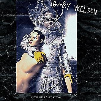Gary Wilson - Alone with Gary Wilson [CD] USA import