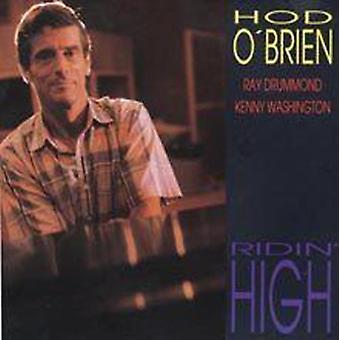 Hod O'Brien - Ridin høj [CD] USA import