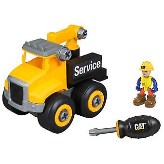 CAT Truck Service Machine Makers 7 Pieces