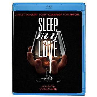 Sleep My Love [BLU-RAY] USA import