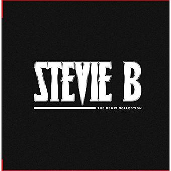 Stevie B - Remix Collection [CD] USA import