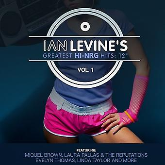 Ian Levines Greatest Hi-Nrg Hits: 12 Coll 1 / Va - Ian Levines Greatest Hi-Nrg Hits: 12 Coll 1 / Va [CD] USA import