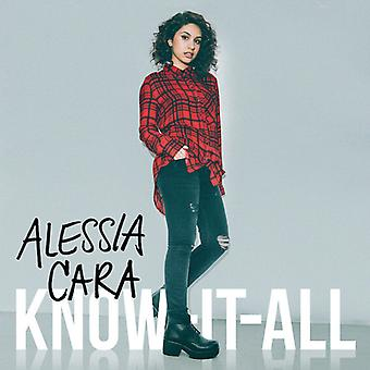Alessia Cara - importazione USA Know It All [CD]
