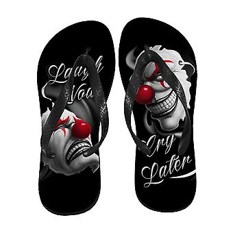 Darkside - LAUGH NOW CRY LATER - Flip Flops