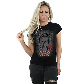 Amerikanske guder kvinder teknisk dreng OMG T-Shirt