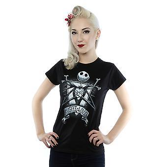 Disney Frauen Nightmare Before Christmas Außenseiter Liebe T-Shirt