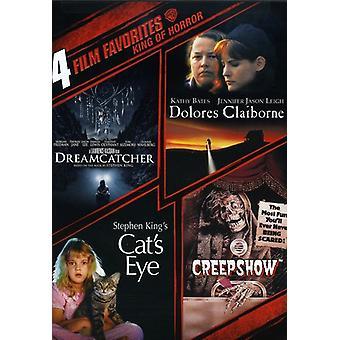 Stephen King [DVD] USA importerer