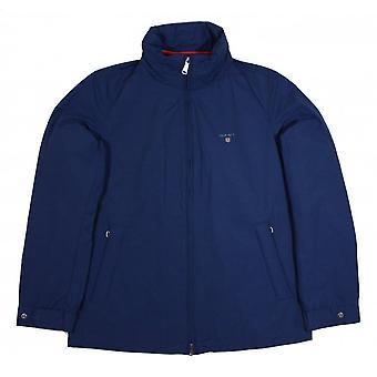 GANT Herren die Nebel-Jacke - blau