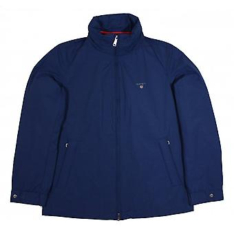 GANT Mens The Mist Jacket - Blue