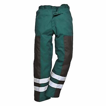 sUw - Durable Ballistic Workwear Safety Trousers With Reflective Tape