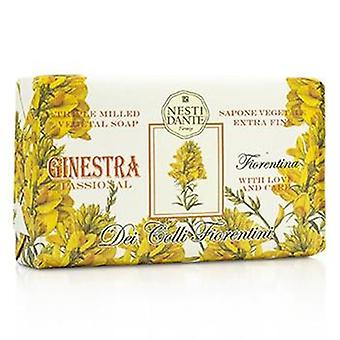 Nesti Dante Dei Colli Fiorentini Triple Milled Vegetal Soap - Broom - 250g/8.8oz
