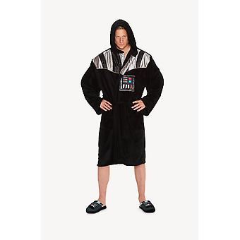 Official Star Wars Darth Vader Dressing Gown / Bathrobe With Sound Effects