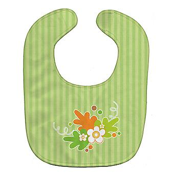 Carolines Treasures  BB6921BIB Fall Leaves Baby Bib