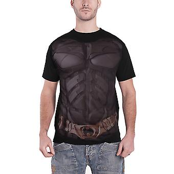 Batman T Shirt DC Comics The Dark Knight Suit of Armour Official Mens New Black