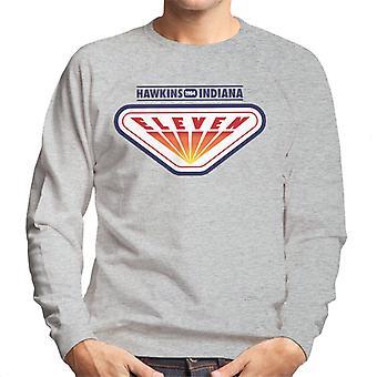 Stranger Things Eleven Arcade Hawkins 1984 Men's Sweatshirt