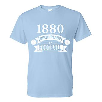 Man City Birth Of Football T-shirt (sky Blue) - Kids