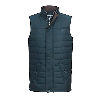 Jack Murphy Norman Cosy Quilted Gilet