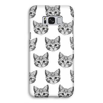 Samsung Galaxy S8 fullt ut fallet - kattunge