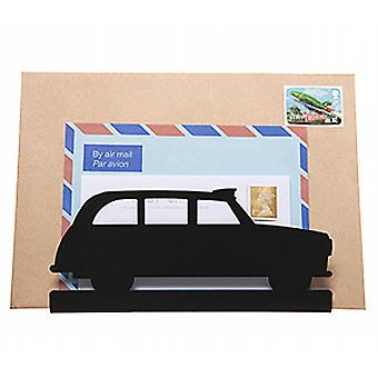 Black Cab Letter Rack by Susan Bradley