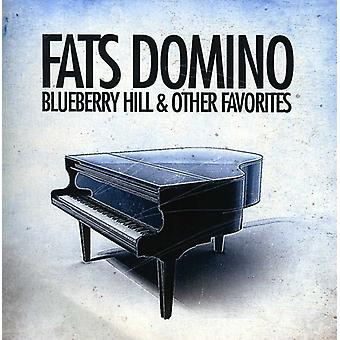 Fats Domino - Blueberry Hill & altri favoriti [CD] USA importazione
